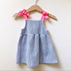 Baby Zara Seersucker Dress